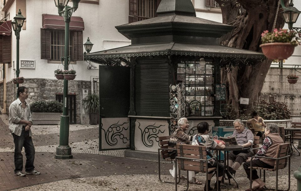 Macau-Largo do Lilau