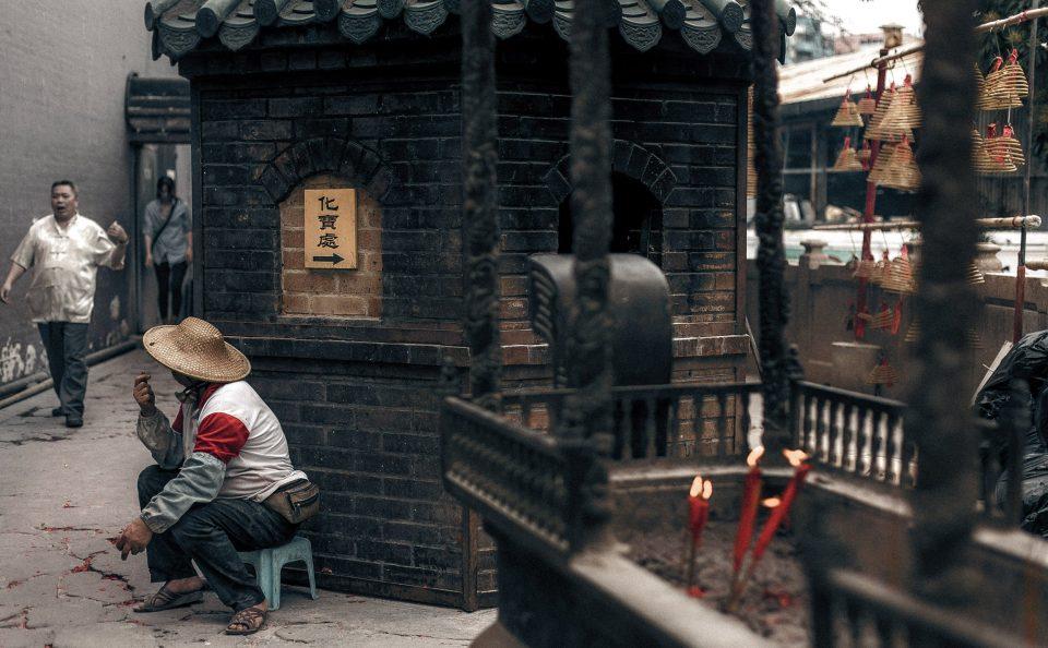 Macau-A Ma temple